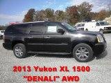 2013 Carbon Black Metallic GMC Yukon XL Denali AWD #72598111