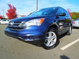 2010 Royal Blue Pearl Honda CR-V EX #72597926