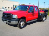 2006 Ford F350 Super Duty XL SuperCab 4x4 Flatbed Data, Info and Specs