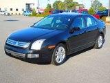 2008 Black Ebony Ford Fusion SEL V6 #72597995