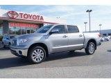 2013 Silver Sky Metallic Toyota Tundra Platinum CrewMax 4x4 #72597684