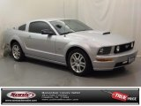 2005 Satin Silver Metallic Ford Mustang GT Premium Coupe #72597797