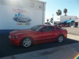 2013 Race Red Ford Mustang V6 Coupe #72597575