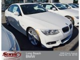2013 Alpine White BMW 3 Series 335i Coupe #72597790