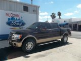 2013 Kodiak Brown Metallic Ford F150 Lariat SuperCrew 4x4 #72597572