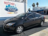 2013 Tuxedo Black Ford Focus S Sedan #72597570