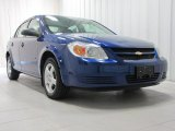 2007 Laser Blue Metallic Chevrolet Cobalt LS Sedan #72597897