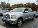 2012 Toyota Tundra Platinum CrewMax 4x4 Front 3/4 View