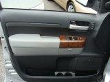 2012 Toyota Tundra Platinum CrewMax 4x4 Door Panel