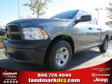 2012 Mineral Gray Metallic Dodge Ram 1500 ST Quad Cab #72656609