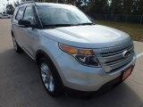 2013 Ingot Silver Metallic Ford Explorer XLT #72657089