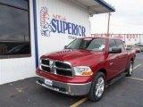 2009 Inferno Red Crystal Pearl Dodge Ram 1500 TRX Crew Cab #72656487