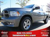 2012 Mineral Gray Metallic Dodge Ram 1500 Express Quad Cab #72656595