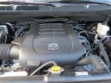 2013 Toyota Tundra TSS CrewMax 5.7 Liter DOHC 32-Valve Dual VVT-i V8 Engine