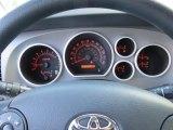 2013 Toyota Tundra TSS CrewMax Gauges