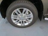 2013 Toyota Tundra TSS CrewMax Wheel