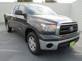 2013 Magnetic Gray Metallic Toyota Tundra Double Cab #72656724