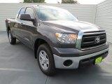 2013 Magnetic Gray Metallic Toyota Tundra Double Cab #72656724