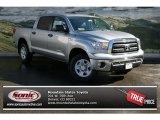 2013 Silver Sky Metallic Toyota Tundra CrewMax 4x4 #72656326