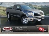 2013 Magnetic Gray Metallic Toyota Tundra Double Cab 4x4 #72656325