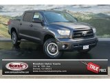 2013 Magnetic Gray Metallic Toyota Tundra TRD Rock Warrior CrewMax 4x4 #72656324