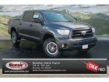 2013 Magnetic Gray Metallic Toyota Tundra TRD Rock Warrior CrewMax 4x4 #72656324