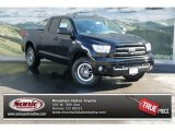 2013 Black Toyota Tundra TRD Rock Warrior Double Cab 4x4 #72656322