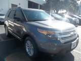 2013 Sterling Gray Metallic Ford Explorer XLT #72656472