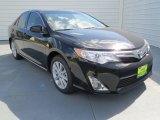 2012 Attitude Black Metallic Toyota Camry XLE #72656716