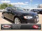 2013 Brilliant Black Audi A4 2.0T Sedan #72656820