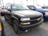 2005 Black Chevrolet Tahoe Z71 4x4 #72657159