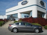 2013 Sterling Gray Metallic Ford Fusion SE 1.6 EcoBoost #72656443