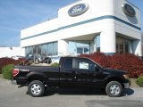 2013 Kodiak Brown Metallic Ford F150 XLT SuperCab 4x4 #72656439