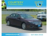 2011 Bordeaux Reserve Metallic Ford Fusion SEL V6 #72656931