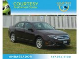 2011 Bordeaux Reserve Metallic Ford Fusion SEL V6 #72656930