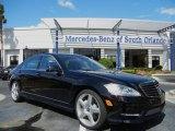 2013 Black Mercedes-Benz S 550 4Matic Sedan #72656429