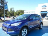 2013 Deep Impact Blue Metallic Ford Escape SE 1.6L EcoBoost #72656516