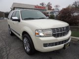 2007 White Chocolate Tri-Coat Lincoln Navigator Ultimate 4x4 #72656508