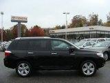 2010 Black Toyota Highlander Limited 4WD #72656744