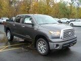 2012 Magnetic Gray Metallic Toyota Tundra Platinum CrewMax 4x4 #72656739