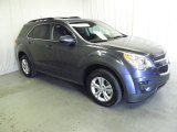 2013 Atlantis Blue Metallic Chevrolet Equinox LT #72656915