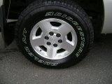 2006 Chevrolet Silverado 1500 LT Crew Cab 4x4 Wheel