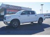 2012 Super White Toyota Tundra SR5 CrewMax 4x4 #72656645