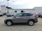 2013 Urban Titanium Metallic Honda CR-V EX AWD #72657001