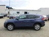 2013 Twilight Blue Metallic Honda CR-V EX AWD #72656999