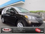 2013 Kona Coffee Metallic Honda CR-V EX-L #72705699