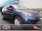 2013 Twilight Blue Metallic Honda CR-V EX #72705696