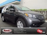 2013 Polished Metal Metallic Honda CR-V EX-L #72705695