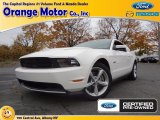 2011 Performance White Ford Mustang GT Coupe #72705928