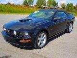 2007 Black Ford Mustang GT Premium Convertible #72706274